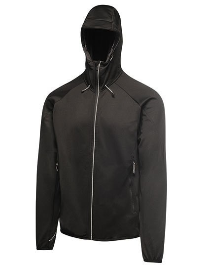 RGA607 Regatta Activewear Mens Helsinki Powerstretch Jacket