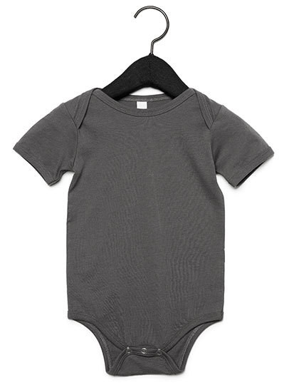 BL100B Bella Baby Jersey Short Sleeve Onesie