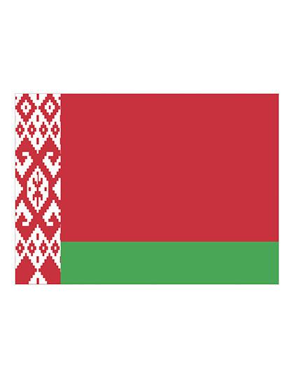 FLAGBY Fahne Weißrussland