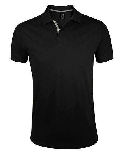 L587 SOL´S Men´s Polo Shirt Portland
