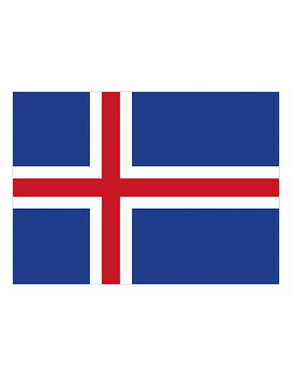 FLAGIS Fahne Island