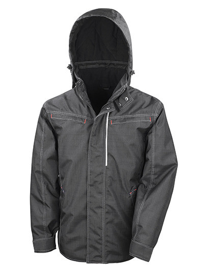 RT326 Result Denim Texture Rugged Jacket