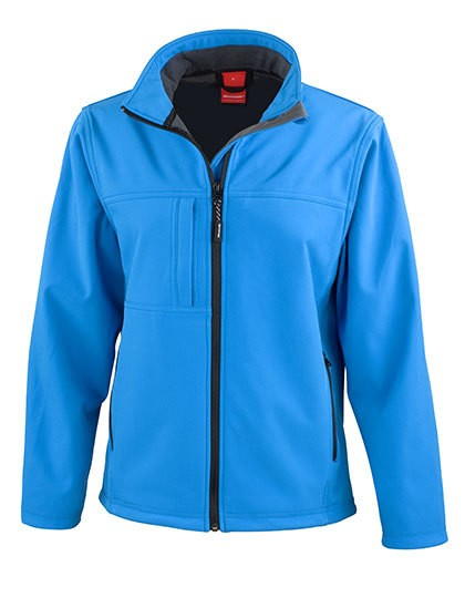 RT121F Result Ladies Classic Soft Shell Jacket