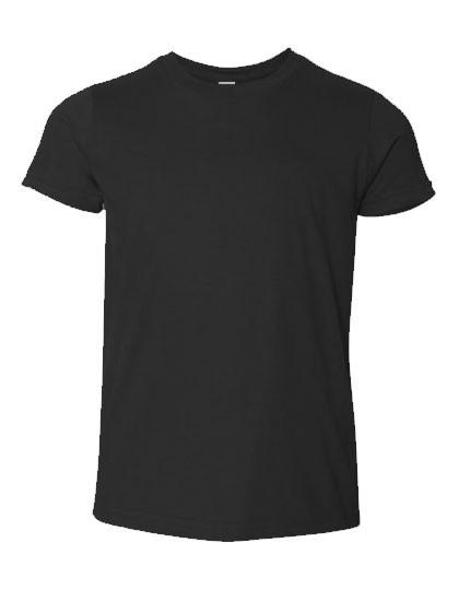 AM2201 American Apparel Youth Fine Jersey Short Sleeve T-Shirt