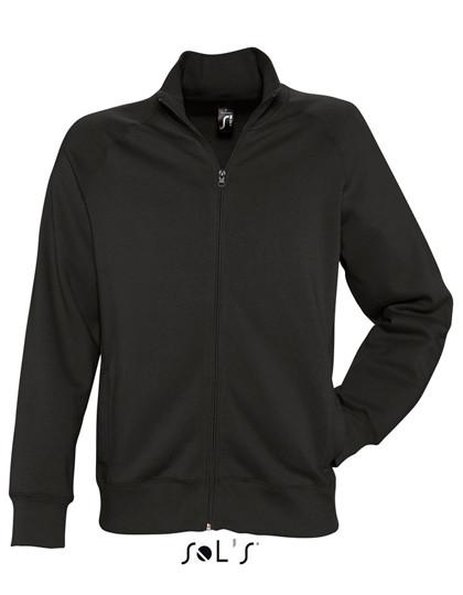 L472 SOL´S Men´s Zipped Jacket Sundae