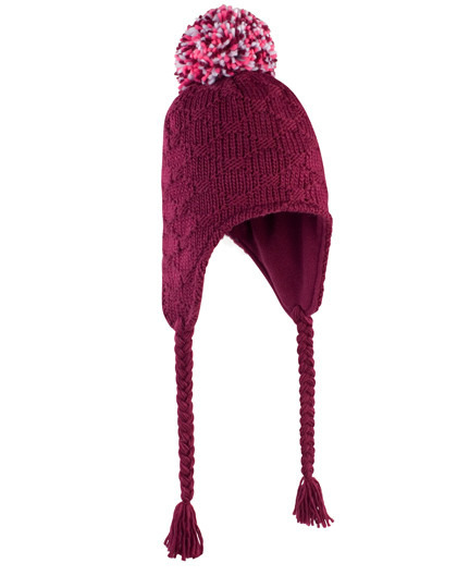 RC357 Result Winter Essentials Glacier Pom Pom Hat