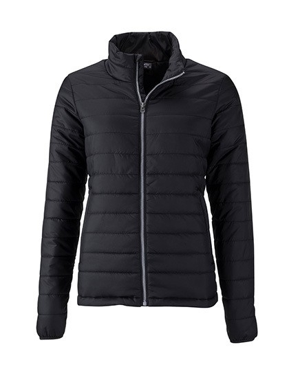 JN1119 James+Nicholson Ladies` Padded Jacket