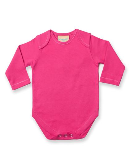 LW052 Larkwood Long Sleeved Baby Bodysuit
