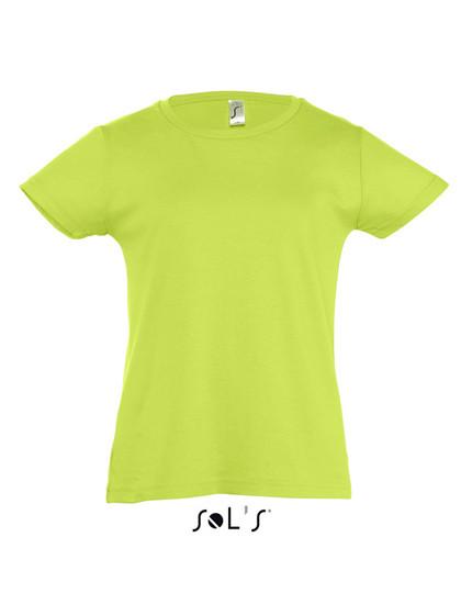 L225K SOL´S Kids T-Shirt Girlie Cherry