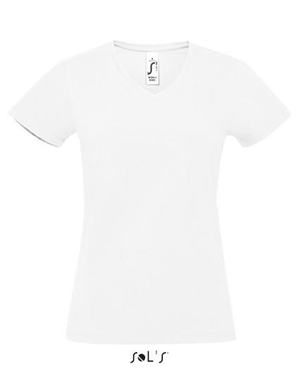 L02941 SOL´S Imperial V-Neck Women T-Shirt