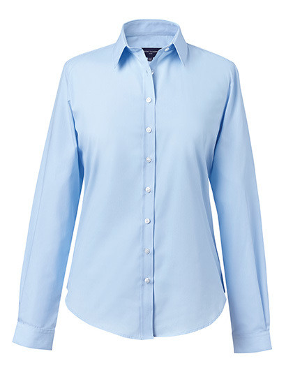 BR692 Brook Taverner Women`s Selene Long Sleeve Blouse