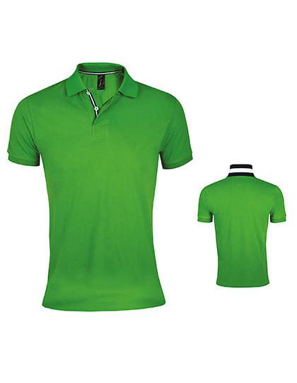 L589 SOL´S Men´s Polo Shirt Patriot