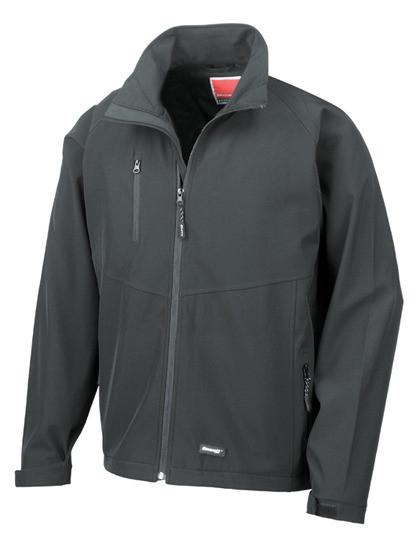 RT128M Result Mens Base Layer Soft Shell