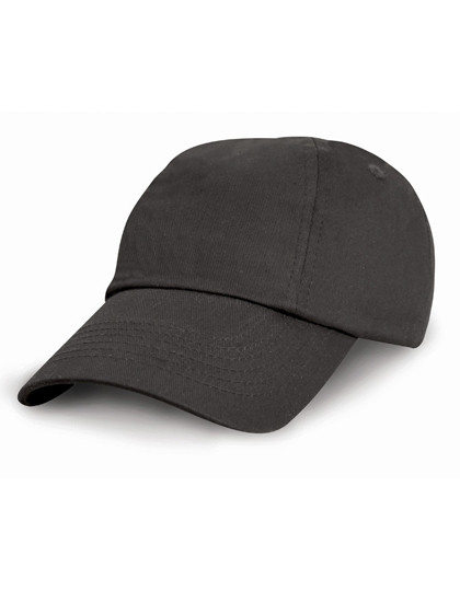 RH18J Result Headwear Junior Low Profile Cotton Cap