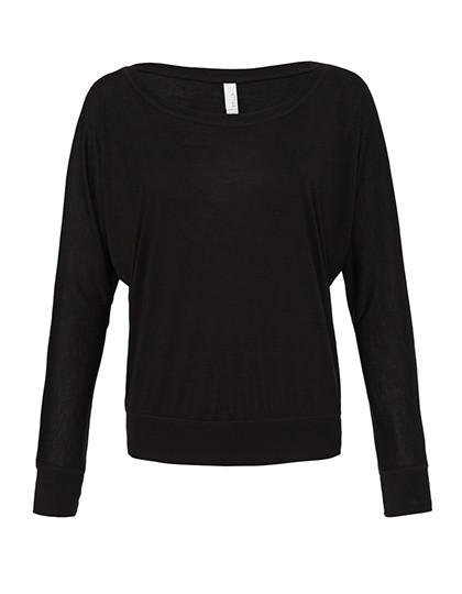 BL8850 Bella Flowy Off The Shoulder T-Shirt