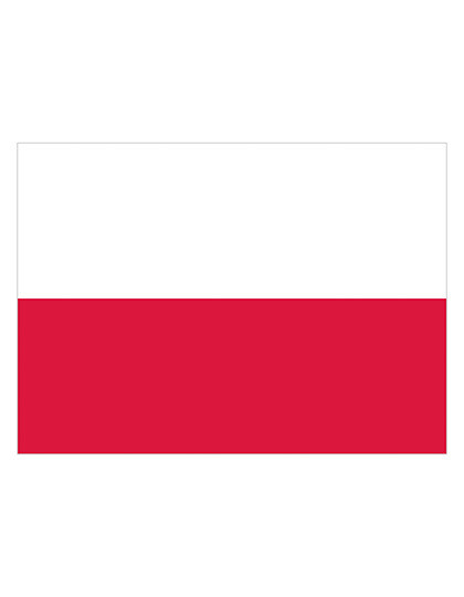 FLAGPL Fahne Polen