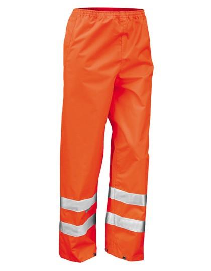 RT22 Result Safety Hi-Viz Trouser