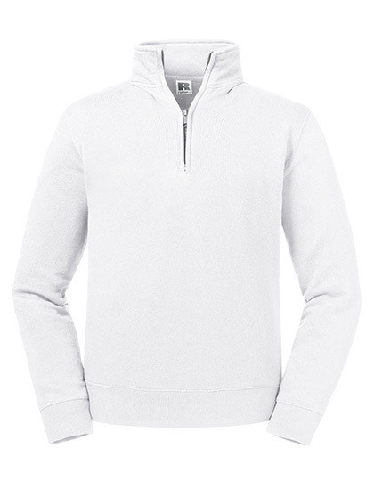 Z270M Russell Authentic 1/4 Zip Sweat