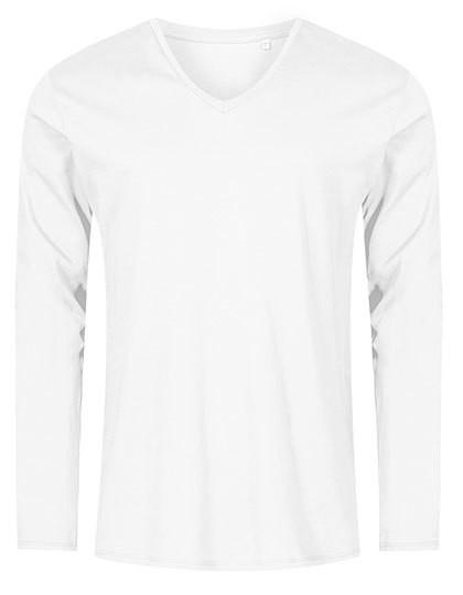 XO1460 X.O by Promodoro Men´s V-Neck T-Shirt Longsleeve