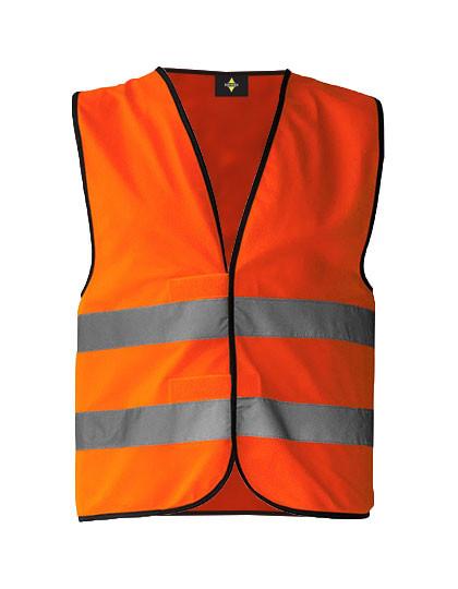 KX500 Korntex Safety Vest EN ISO 20471
