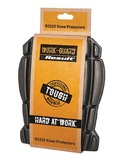 RT322 Result WORK-GUARD Work-Guard Kneepads