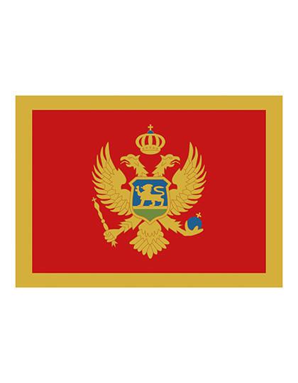 FLAGME Fahne Montenegro