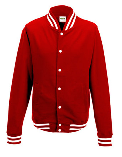 JH041 Just Hoods College Jacket