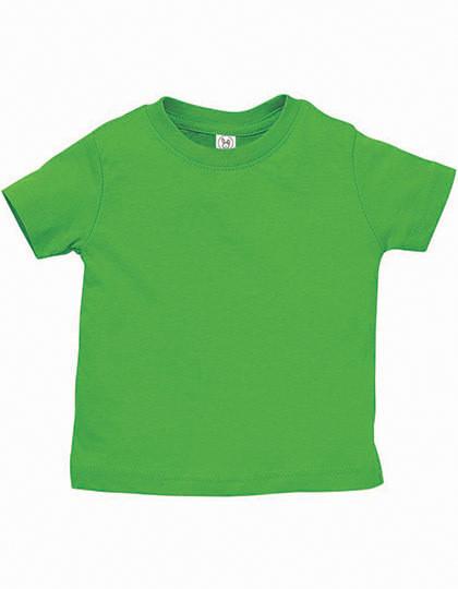 LA3322 Rabbit Skins Infant Fine Jersey T-Shirt