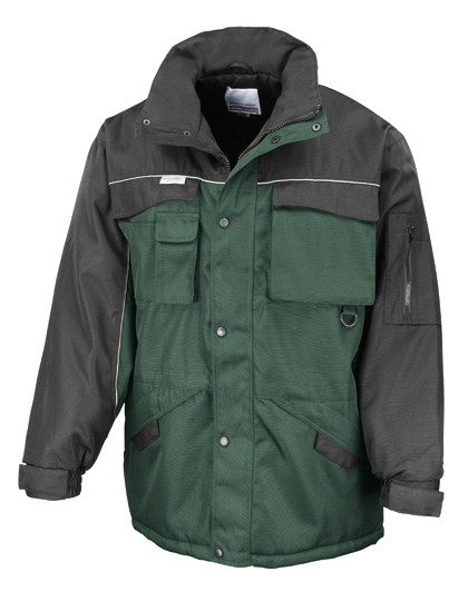 RT72 Result WORK-GUARD Workguard Heavy Duty Combo Coat