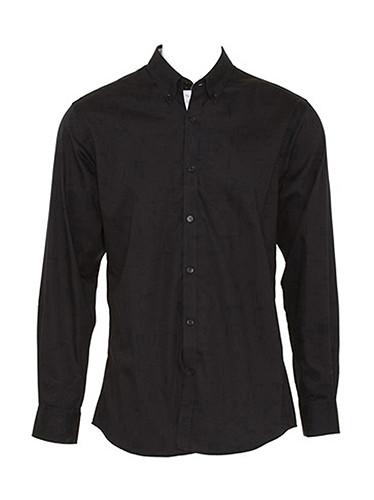 502a033ae256 K190 Kustom Kit Contrast Premium Oxford Shirt Button Down online ...
