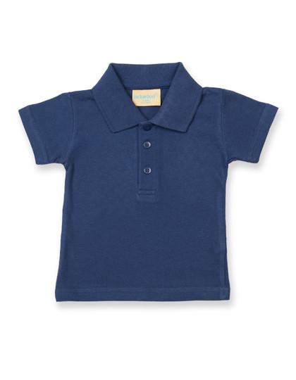 LW040 Larkwood Kids Polo Shirt