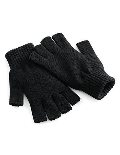 CB491 Beechfield Fingerless Gloves