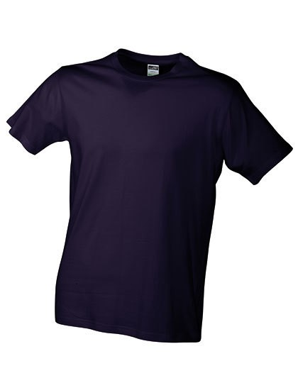 JN911 James+Nicholson Men's Slim Fit-T