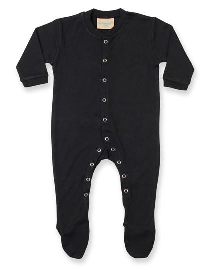 LW050 Larkwood Baby Sleepsuit