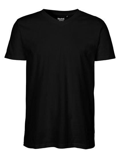 NE61005 Neutral Mens V-neck T-Shirt