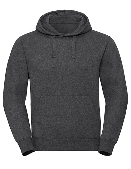 Z261M Russell Men`s Authentic Melange Hooded Sweat