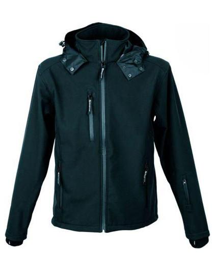 SCH715004 Schwarzwolf outdoor Men Softshell Jacket Breva