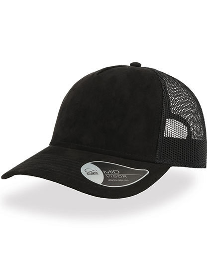 AT523 Atlantis Rapper Suede Cap