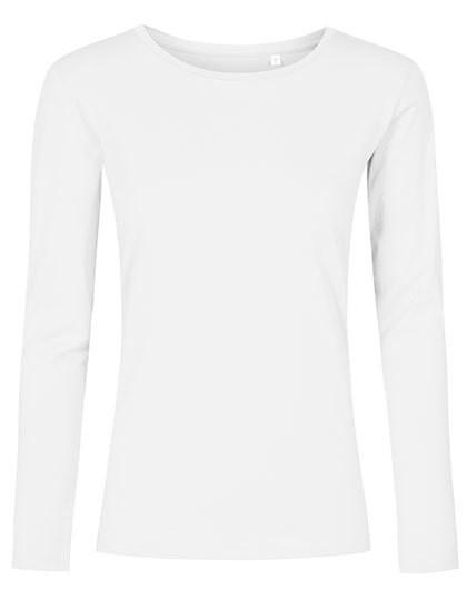 XO1565 X.O by Promodoro Women´s Roundneck T-Shirt Longsleeve
