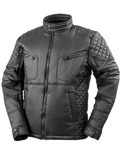 RT402 Result Biker-Style Jacket