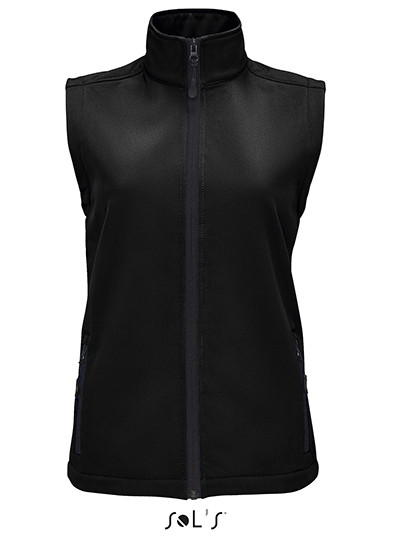 L02888 SOL´S Race Bodywarmer Women Softshell