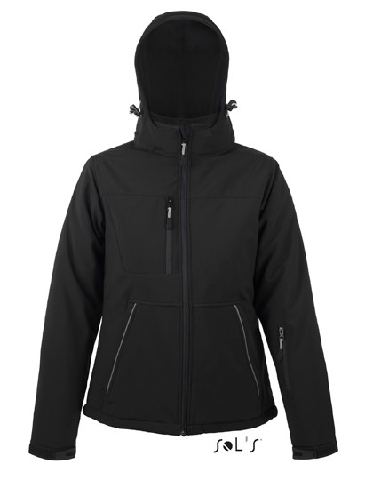 L844 SOL´S Rock Women Padded Softshell