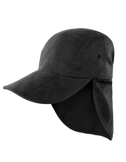 RH76 Result Headwear Fold Up Legionnaires Cap
