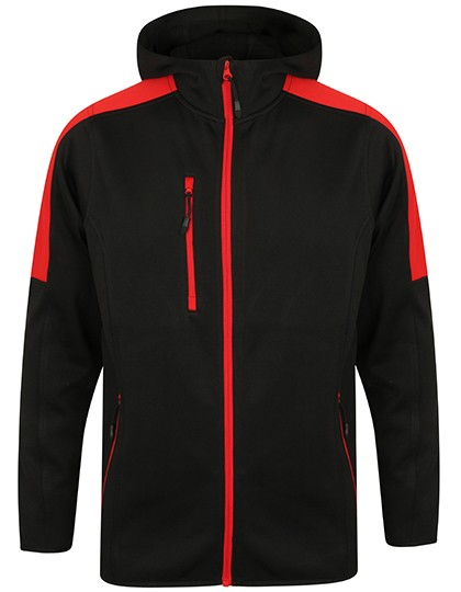 FH622 Finden+Hales Adults Active Softshell Jacket