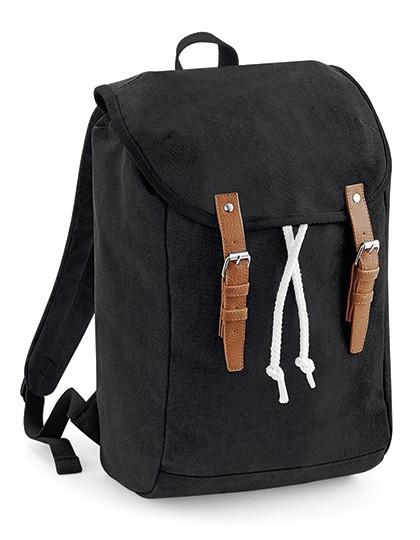 QD615 Quadra Vintage Rucksack