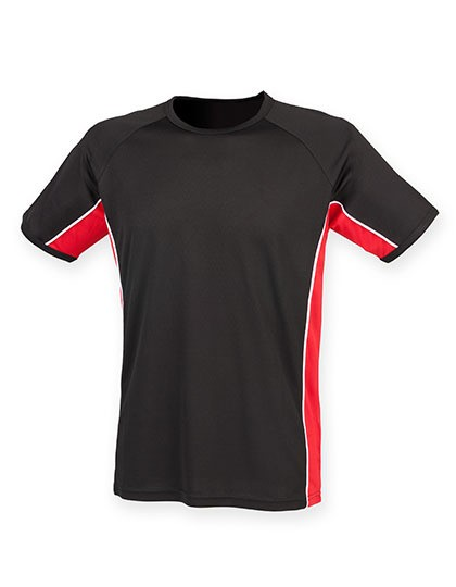 FH240 Finden+Hales Performance Panel T-Shirt