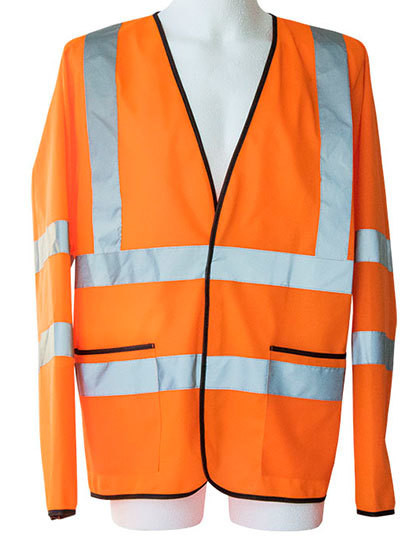 KX508 Korntex Light Weight Hi-Viz Jacket EN ISO 20471 Class 3