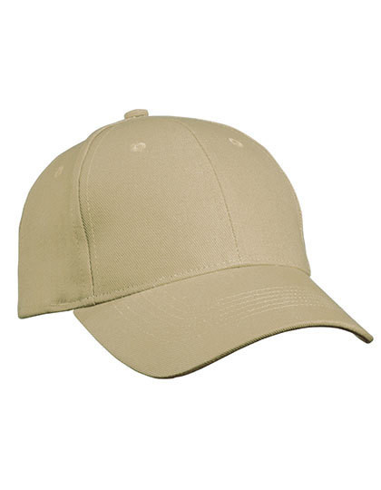MB091 myrtle beach 6 Panel Cap Heavy Cotton