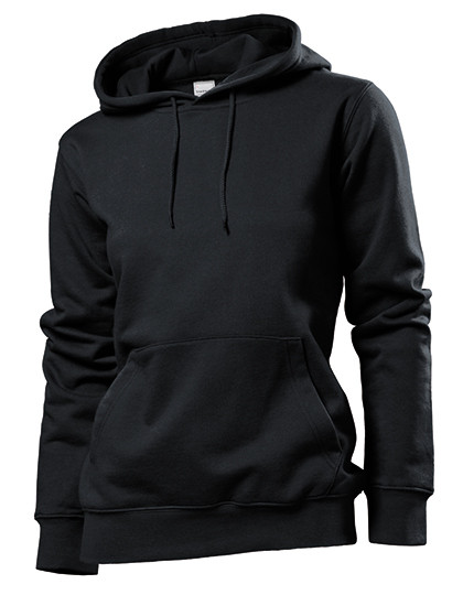 S421 Stedman® Hooded Sweatshirt for women