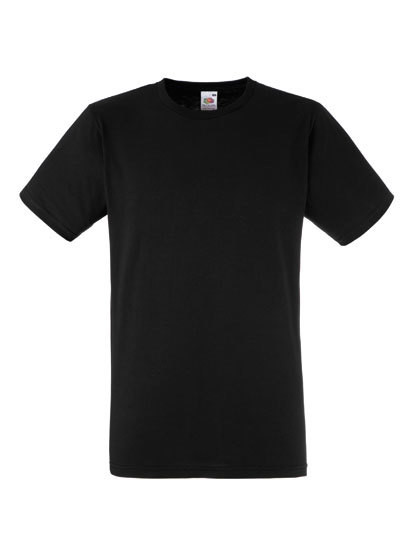 Fruit of the Loom Fitted Valueweight T